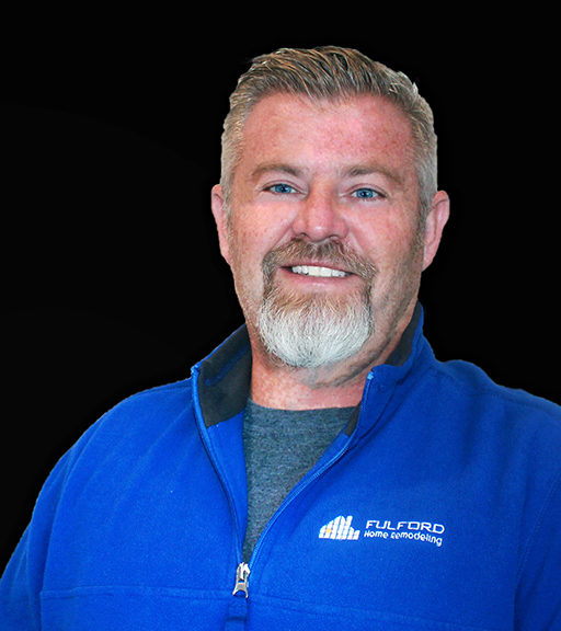 Bobby Robinson, Production Manager of Fulford Home Remodeling
